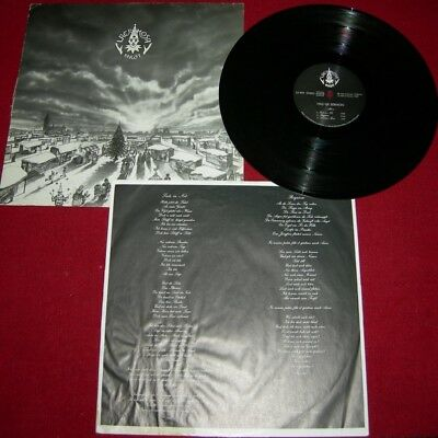 Lacrimosa Great Vynil Collection 16 LP's Angst - Vintage Classixs