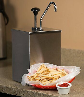 New Arrival Single-head Sauce Pump Dispenser For Commercial