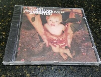 NEW CD Sealed GOO GOO DOLLS Boy Named Goo 45750-2 BMG Naked Long Way Down