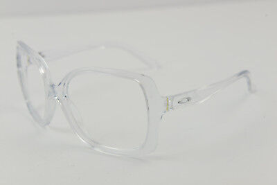 100% AUTHENTIC - Oakley BECKON Polished Clear Frames Women's Sunglasses