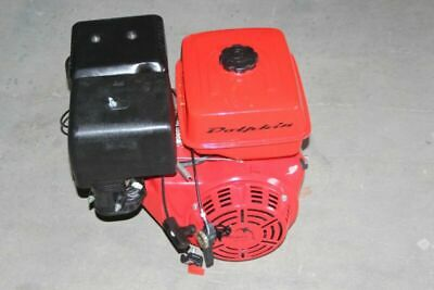 DOLPHIN 13hp 4 Stroke Motor Right Angle Gearbox Forward/Reverse Outboard Boat