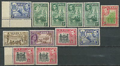 Fiji 1938 collection MH