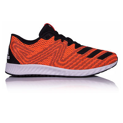 half off 19472 a2ce0 adidas Mens Aerobounce pr Running Shoes Trainers Sneakers Orange Sports