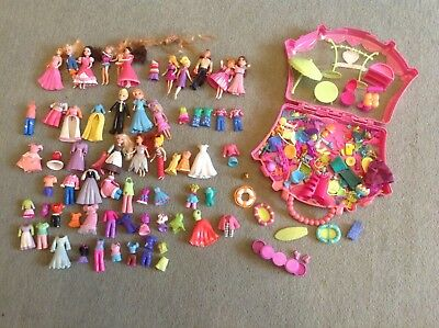 Huge Polly Pocket Bundle with great accessories