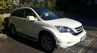 2011  Honda Cr-V 2.2 i-DTEC EX Station Wagon