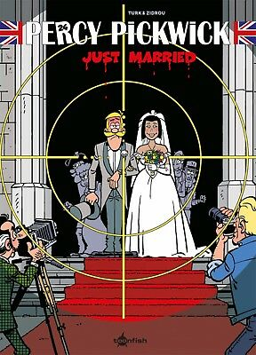 Percy Pickwick 24 Just Married - Deutsch - toonfish - NEUWARE -