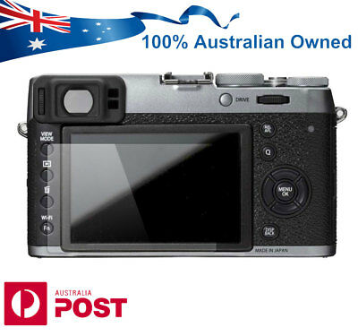 Pro Tempered Glass Screen Protector for Fuji X100T X100F Fujifilm Camera