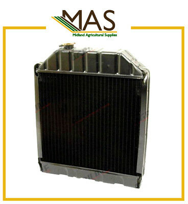 Ford Tractor Radiator - 2610, 2810, 2910, 3610, 3910, 4110, 4610