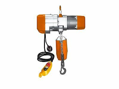 PROWINCH 1/2 Ton Electric Chain Hoist with 20' Lift Height New w/Pendant Control