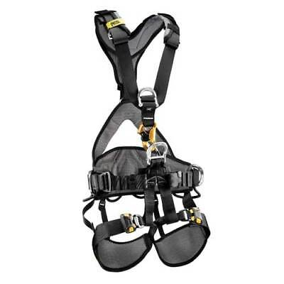 Petzl AVAO BOD CROLL FAST Harness, Irata Fall Arrest/Rope Access(Size1/2)