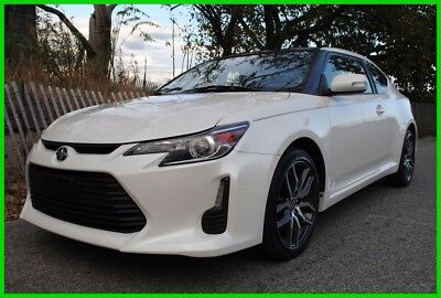 2015 Scion tC Base Coupe 2-Door 2015 Scion tC Beautiful Clean Title Clear Loaded Low Mile Coupe Save Big!!!