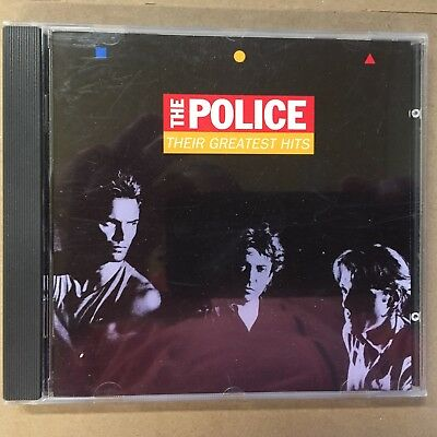The Police - Their Greatest Hits - CD