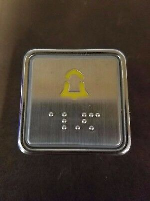 Square Elevator Button