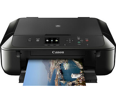 CANON PIXMA MG5750 All-in-One Wireless Inkjet Printer Apple AirPrint Black New