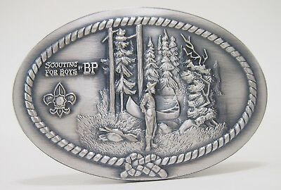 Scouts Of Japan (Nippon) - Scouting For Boy By Baden Powell Buckle - Lakeside