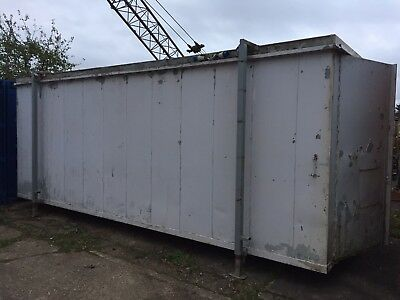 20ft Steel store container, Free delivery!!