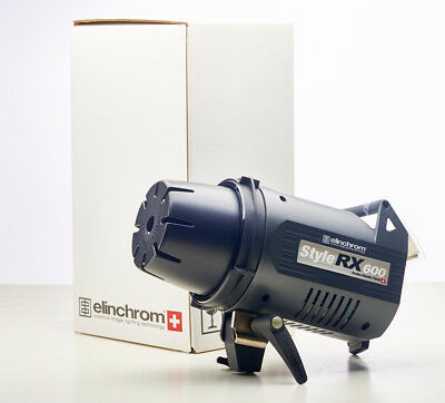 Elinchrom Style 600 RX (1 of 4 available)
