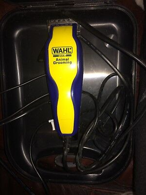 Wahl Animal Grooming Clippers Dog