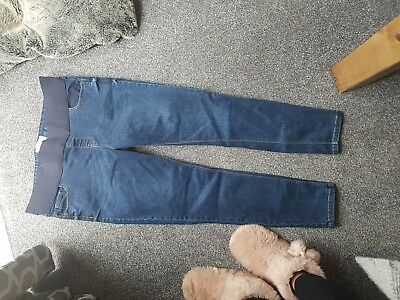 New look maternity jeans - size 14