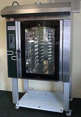 Gemini Mini Gas Fired Rack Oven - Excellent Condition!