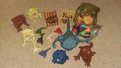 Boglins collection - Large, Wiggly Tongue, Small, Glow, Bash 'Em, Action, Baby