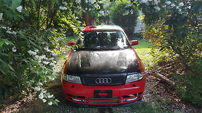2000 Audi S4  2000 Audi S4 STAGE 3 Built motor and transmission.