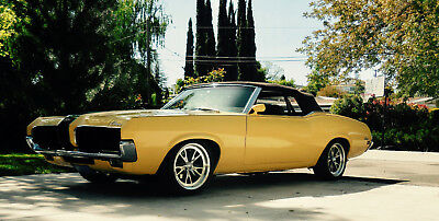1970 Mercury Cougar xr7 1970 mercury cougar