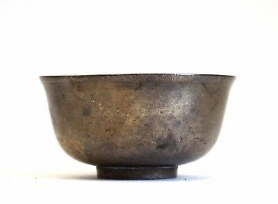 Fine antique 18th / 19th century Chinese small bronze bowl
