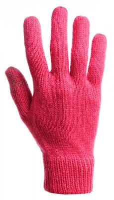 Freehands Gloves Ladies Pink Ir's Style Lot Of 12 Pr