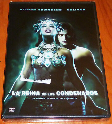 LA REINA DE LOS CONDENADOS / QUEEN OF THE DAMNED English Deutsch Español DVD R2