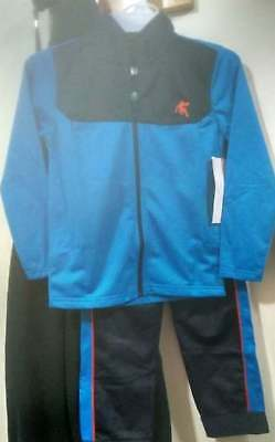Boys ANDI TRACK SUIT  SIZES 6-7 (2), 8, 10-12  ONLY 4sets AVAILABLE