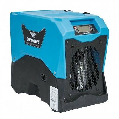 XPOWER XD-85L Commercial LGR Dehumidifier Industrial Strength 85 Pints AutoPurge