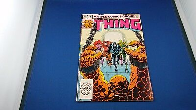 Marvel The Thing #3 Sept. 1983