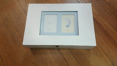 Red Envelope Baby's First Box Keepsake Kit Boy Shower