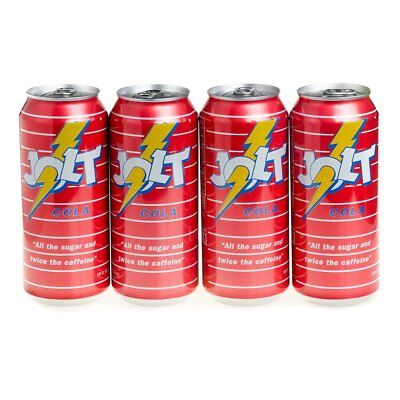 Jolt Cola, Carbonated Energy Drink, Original Recipe Real Sugar, 16 Fl. Oz. 4