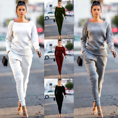 US New Women Jumpsuit Bodycon Ladies Evening Party Playsuit Tops Blouse Trousers