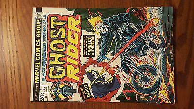 Ghost Rider # 5 - MVS Stamp Intact  - CHECK PHOTOS - MAKE OFFER!
