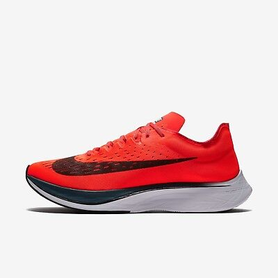 Nike Zoom Vaporfly 4% (Bright Crimson/Red) Elite Race Shoe (880847-600) All Size