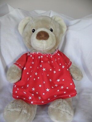 Xmas dress and pants to fit Pumpkin Patch teddy girls 15 in Build a bear clothes