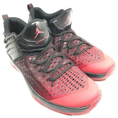 newest e185e ab42f Air Jordan Extra Fly Black Red Bred Men Basketball Shoes Sneakers 854551-610  14