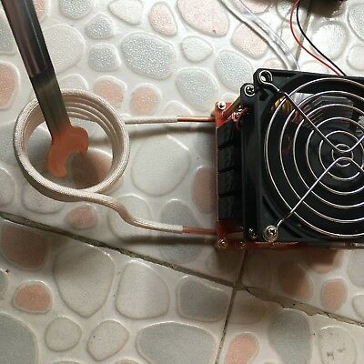 1200W ZVS Low Voltage 25A Induction Heating Board Module Flyback Driver Heater