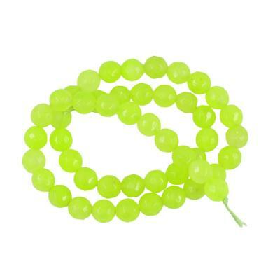 NATURAL GEMSTONE Round Charms Loose Spacer BEADS 8MM DIY Jewellery Making