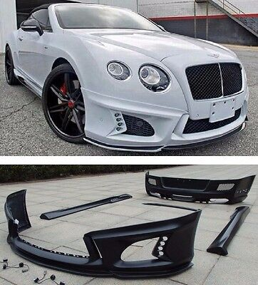 Bodykit for BENTLEY CONTINENTAL bodykit bumper 2011-2015 GT (VALD style)