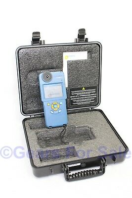 Solmetric SunEye 210 V2 GPS Solar Site Analysis Shade Tool + Case