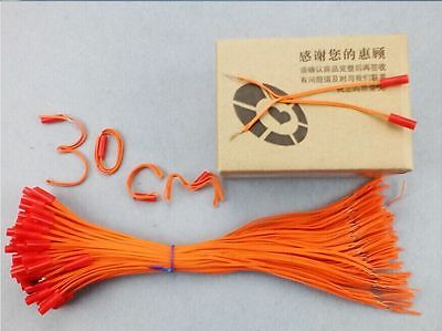 52pcs/lot 11.81in Fireworks Firing System Electric Igniter E-match Wedding stage