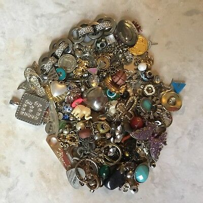 Small Lot Broken Jewellery For Craft