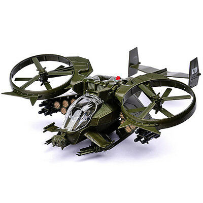 Avatar RDA Scorpion Gunship Helicopter Model Collection Toys Display 1:48 Scale