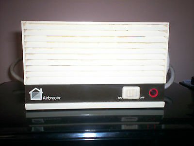 Air Bracer Electric Air Reconditioner  Small Compactenglish Made Model In Vgc  1