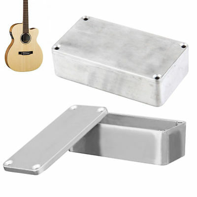 1590B Style Effects Pedal Aluminum Stomp Box Enclosure for Guitar #O7