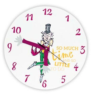 Charlie and the Chocolate Factory Clock